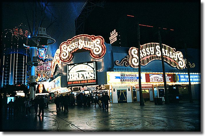 Picture of Freemont Street
