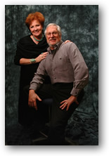 Classic Heirloom Portraits - Bob & Betty