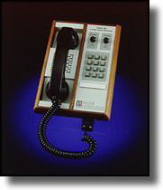 Product Photography, Photograph of PADS Telephone Intercom